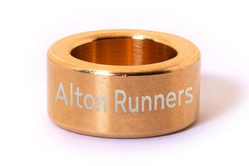Alton Runners Notch in yellow/gold.