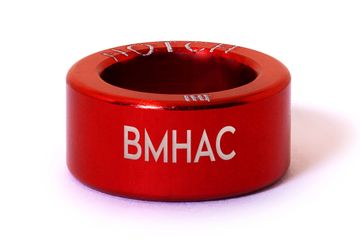 BMHAC Notch in red.