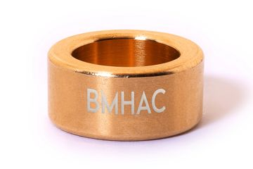 BMHAC Notch in yellow/gold.