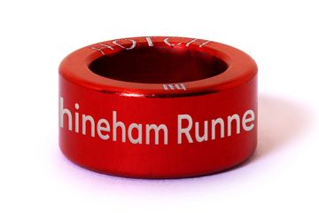 Chineham Runners Notch in red.