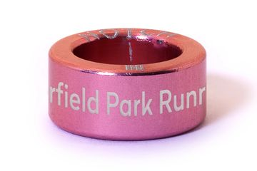 Sherfield Park Runners Notch in pink.