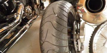 True Goo Tire Sealant, Motorcycles are usually 6 oz/front tire and 8 oz/back tire for balance