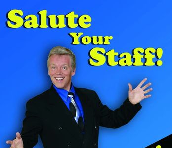Motivational Speaker in Minneapolis.  Salute your Staff with this positive & humorous after dinner