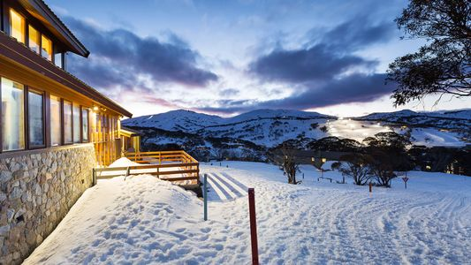Valhalla Perisher Accommodation. On snow. Ski Out. Central but quiet Perisher location.