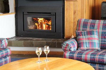 wine by the fireside, Valhalla Lodge Perisher, Snowy Mountains On Snow Accommodation