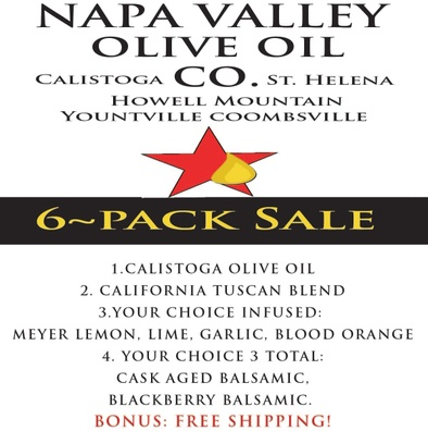 Napa Valley Olive Oil Company