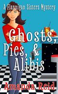 Ghosts, Pies, & Alibis front cover art