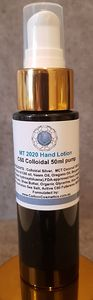 MT 2020 Colloidal Silver C60 Hand lotion 50ml