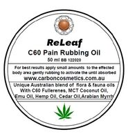 ReLeaf Label