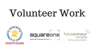 Firebird Business Consuting Ltd. - Roger Grona Volunteer Work Square One - ICCS - Futurpreneur