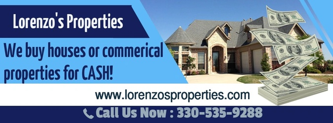 LORENZO'S PROPERTIES  Providing Afforable Housing Since 2006