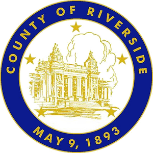 The Riverside Assessor-County Clerk-Recorder. County government office in Riverside, California