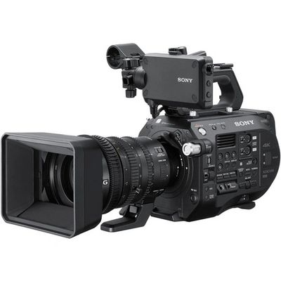 Sony FS7II rental available from HMcamera.com