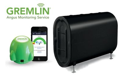Gremlin Oil Tank and Propane Tank monitoring system.