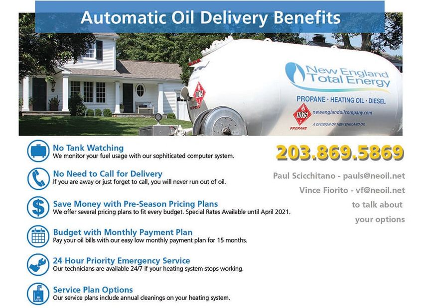 Automatic Oil Delivery Benefits