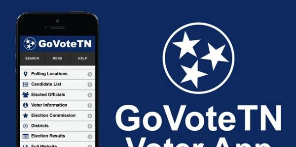 GoVote TN Voter App