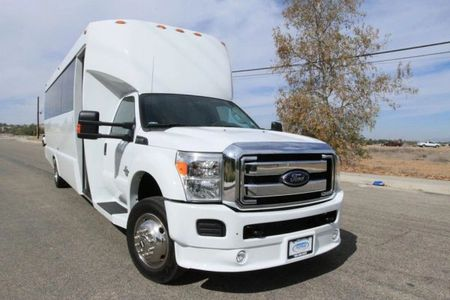 Shuttle Bus Rentals Fort Collins