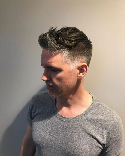 Mens haircut barber mens salon groom for gentlemen 10 off first service winobraniefo Choice Image