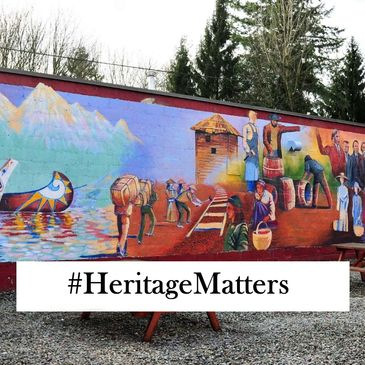 Heritage Matters TOL Event Fort Langley