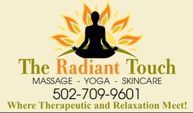 The Radiant Touch LLC  Massage - Yoga - Skincare