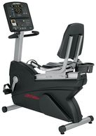 Designed with the technology and durable components you expect from a Lifecycle Exercise Bike. The