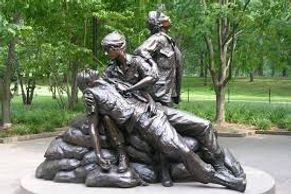 The mission of the Vietnam Women's Memorial Foundation (formerly the Vietnam Women's Memorial Projec
