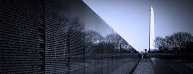 The Vietnam Veterans Memorial stands as a symbol of America's honor and recognition of the men and w