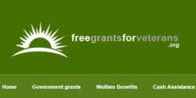 A website that helps low income veterans with finding free grants!