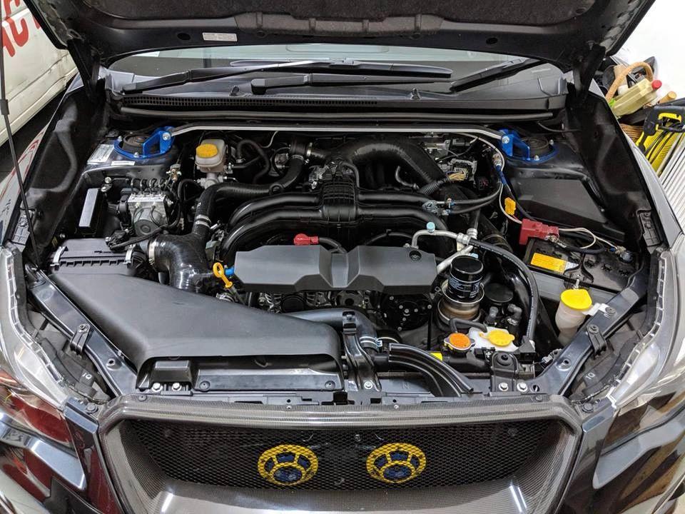 SUBARU Crosstrek XV & Impreza, Forester 2 0I Base Turbo kit