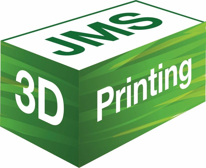 JMS 3D Printing Logo, Click for Website