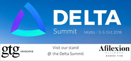 GTG Advocates and Afilexion at the Delta Summit