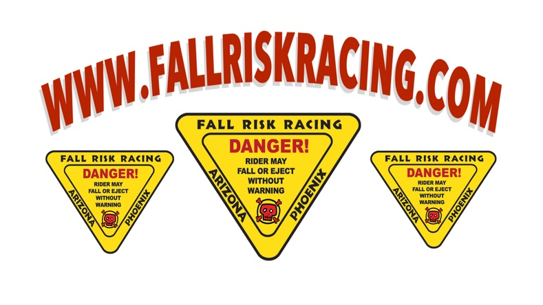 Fall Risk Racing BMX Products