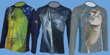 Custom fishing apparel dri fit fishing shirts com for Dri fit fishing shirts