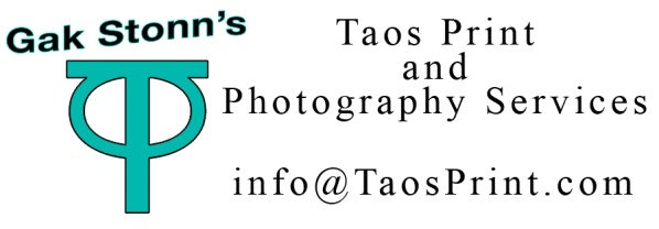Taos Print and Photography Services