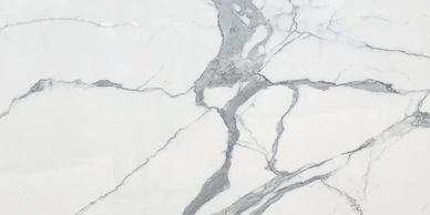 Statuary Vein Porcelain Slabs.Royal Stone & Tile has  porcelain slabs at the slab yard.