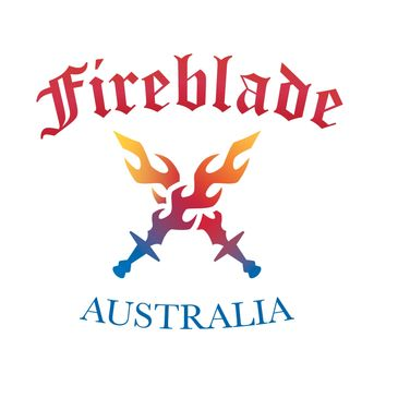 Fireblade Australia Logo Your assurance of Quality and service