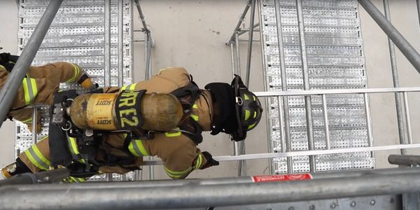 Window Bailout Drill on the Affordable Drill Tower
