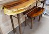 Matched tables by Wes Heinrichs