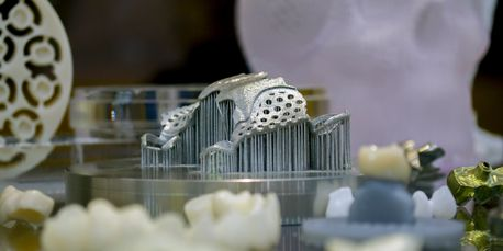 3D Printing, Additive Manufacturing, Rapid Prototyping, Generative Design