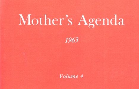 The Mother's Agenda - front cover, rec