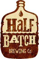 Half Batch Brewing Co. Beer