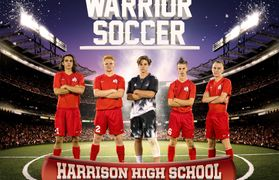 Harrison high school Warrior soccer team Graduating seniors