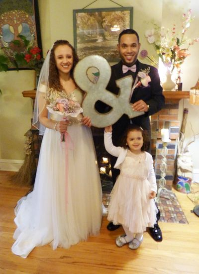 family wedding at pine manor, small-intimate, wedding-ceremony