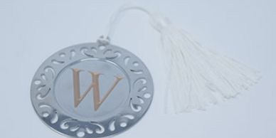 book mark/ornament custom engraved