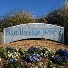 Sandbridge Beach Sign