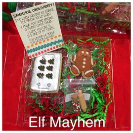 Elf Mayhem Set