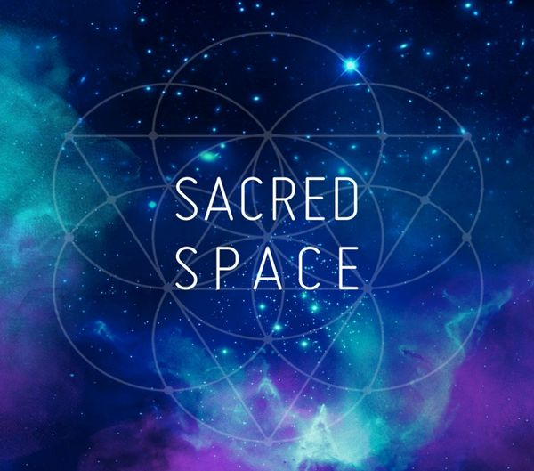 sacred space, smudging, ancient ways