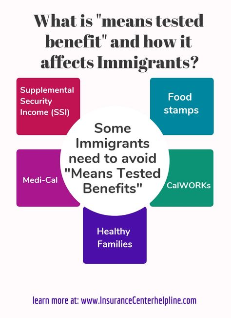means tested benefits immigration trump  Proposed Change to Public Charge Ground of Inadmissibility