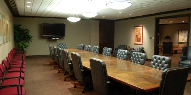 State of the Art Conference Room