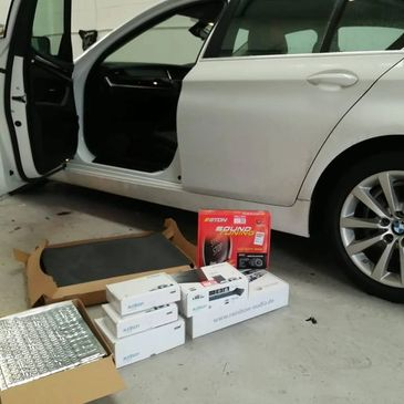 bmw 5 series speaker upgrade
